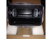 Mk6 golf 2012 stereo and mirror cover