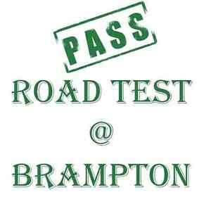 G or G2 Test in Brampton. Driving Instructor.