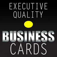 Print Business Cards| Extra Heavy Stock | Free Custom Design!