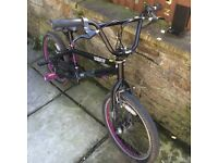 BMX bike size 20 excellent condition