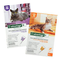 RUFFIN'S PET-STRATFORD- ADVANTAGE FLEA DROPS NOW AVAILABLE