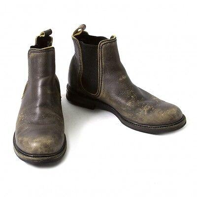 COMME des GARCONS HOMME Leather boots Size US 7.5(K-40160)