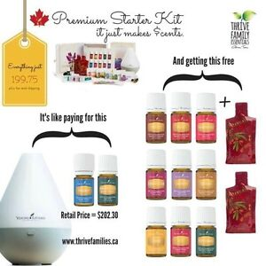 Will Pay tax/shipping on young living starter kit