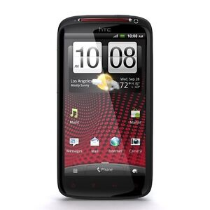 Brand New HTC Sensation XE Phone Android 4GB 8MP 3G Beats Audio Unlocked Black