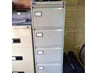 Filing cabinet four draw