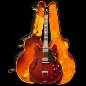 1968 Gibson ES-335 Wolli Creek Rockdale Area Preview