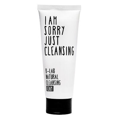 B-LAB I AM SORRY JUST CLEANSING Natural Cleansing Foam 150ml Perfect cleansing