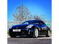 Nissan 350z uk gt touring 2005 (05)