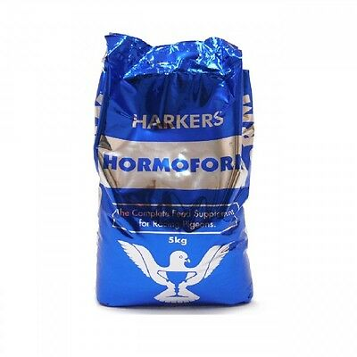 Harkers Hormoform Supplement for Pigeons Poultry 5 kg