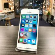 Mint condition iPhone 5 Silver 16G Unlocked with charger Invoice Algester Brisbane South West Preview
