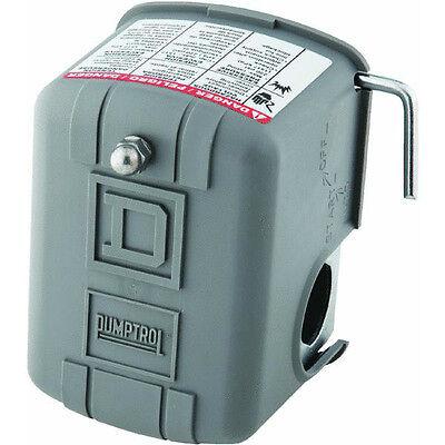 Square D Well Low Water Cut Off Pump Pressure Switch 3050 Psi Fsg2j21m4bp