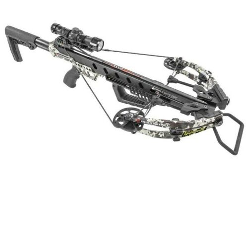 2021 Killer Instinct Ripper 425 Illuminated 4x32 Scope Crossbow Package (1110)