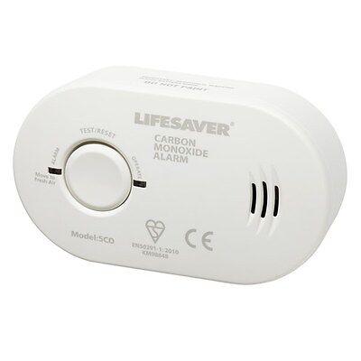 Kidde 5CO 7 Year Carbon Monoxide Alarm Detector With Batteries CO Lifesaver BNIB