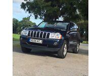 Jeep Grand Cherokee 5.7 hemi LPG converted