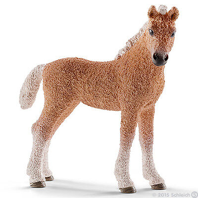 *NEW* SCHLEICH 13781 Bashkir Curly Foal - Horse Equine - RETIRED