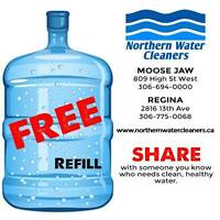free water is good