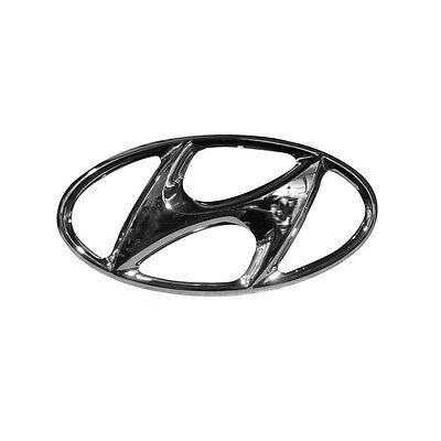 Hyundai Trajet 2000-2007 OEM GENUINE Parts Rear Trunk Lid H Emblem 863003A000