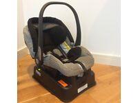 Primo viaggo Mamas and Papas car seat and base