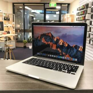 As new MacBook Pro 13'' with Retina Display 2013 256G SSD INVOICE