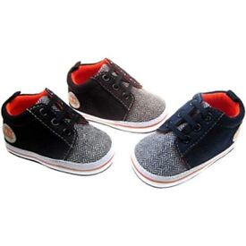Baby boy trainer shoes