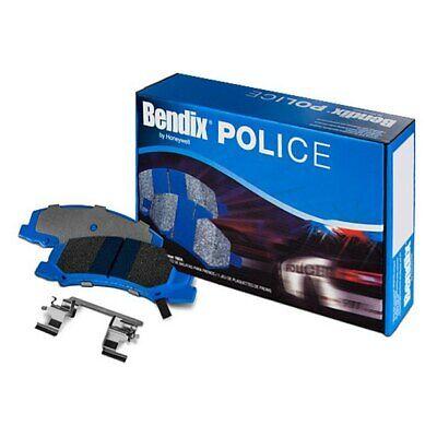 For Ford Crown Victoria 03-11 Bendix POLICE Semi-Metallic Front Disc Brake - Crown Victoria Bendix Brake