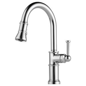 Kitchen Faucet Brizo Artesso 63025LF-PC BNIB