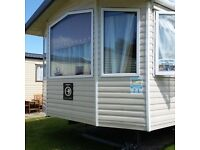 Seton Sands Haven🌻3 bedrooms caravans to rent 🐕 Pets Friendly.