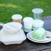 Biodegradable Compostable Foodservice Products