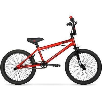 "Hyper 20"" Nitro Circus BMX Kids' Bike, Red or Black"