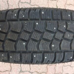Studded Winter Tires x4