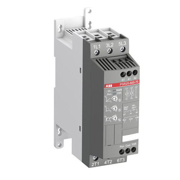 PSR25-600-11 - ABB PSR Series Solid-State Reduced Voltage Softstarter