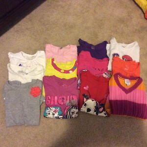 Girls 4T Shirt Lot