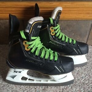 Like new Bauer Supreme One.9 junior skates size 2D