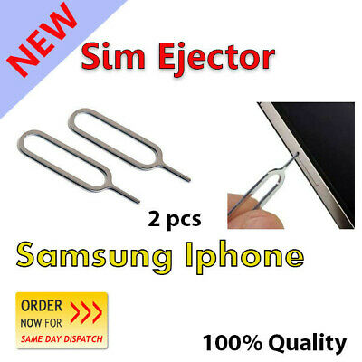Sim Card Ejector Eject Pin Open Removal Key Iphone Ipad Samsung Huwaei Sony