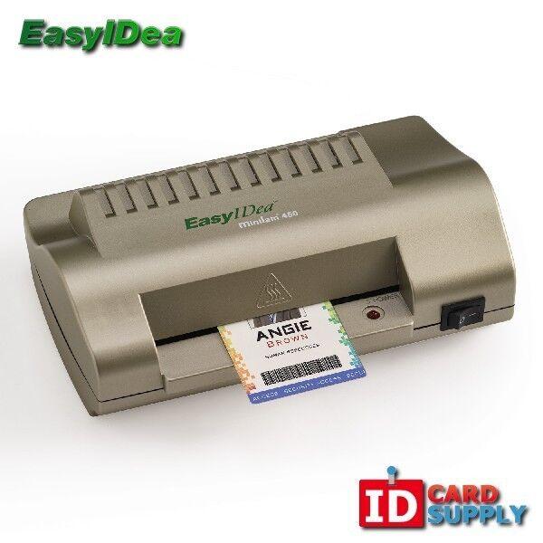 easyIDea MiniLam 450  ID Card Pouch Laminator | ML450