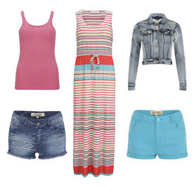 Brave Soul Women's SS14 Range from £6.99
