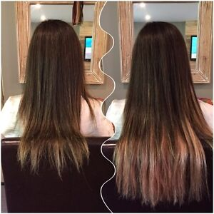 Hair growing too slowly? Let The Extensionista help! Cambridge Kitchener Area image 3
