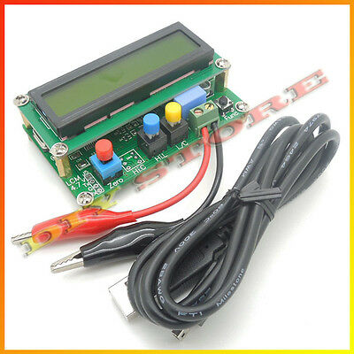 Wholesale Lc100-s Lc Inductance Capacitance Multimeter Meter Lc100free Shipping