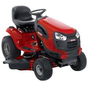 Do you own a Sears Craftsman Lawn Tractor? We have a huge inventory of SEARS CRAFTSMAN parts! Belts, blades, deck parts!