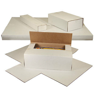 100 Lp Combo Set 50 Lp Record Book Box Mailers 50 Insert Pads