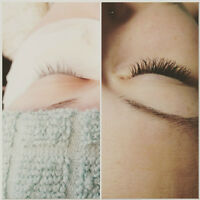 Make Up Artist and Eyelash Extension Specialist