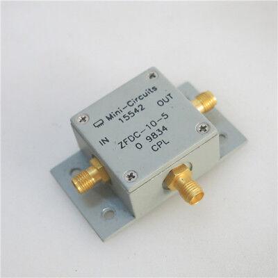 1pc Mini-Circuits ZFDC-10-5 1-2000MHz SMA RF Coupling Coupler