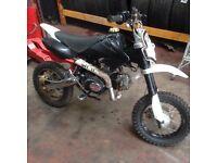 Loncin 110 pit bike spares repairs