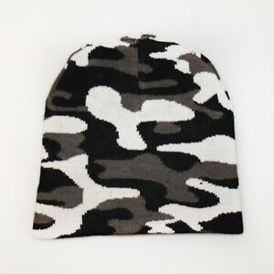 Urban Camoflague Toque