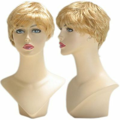 WG-043 Blonde Terri Wig (Halloween/Party/Costume/Cosplay) Wig - Halloween Wg Party