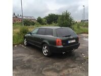 Audi A4 2001 LHD 2.4 TDI REDUCED! For quick sale