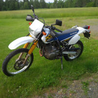 DR 650 low kms