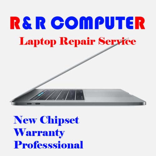 MacBook Pro A2289 820-01987 Logic Board Repair Service Warranty