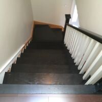 Floors and stairs