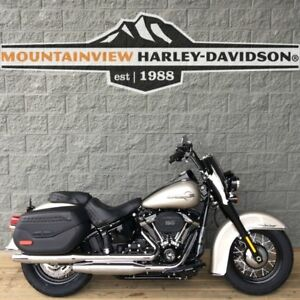 2018 Harley-Davidson FLHCS - Softail Heritage Classic 114